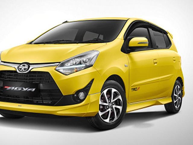 Kelebihan Toyota Agya