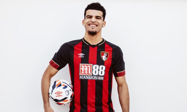 Bournemouth Sign Liverpool's Solanke On Long-Term Deal