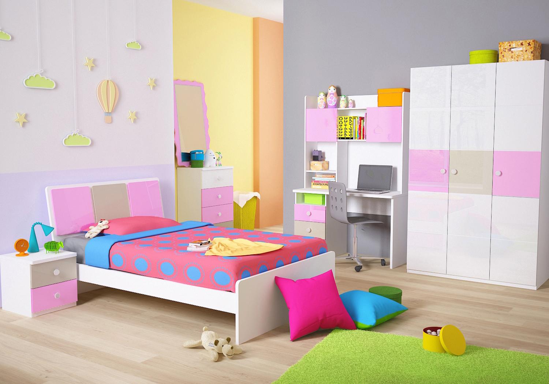 contoh gambar serta tips menata kamar tidur anak tampak