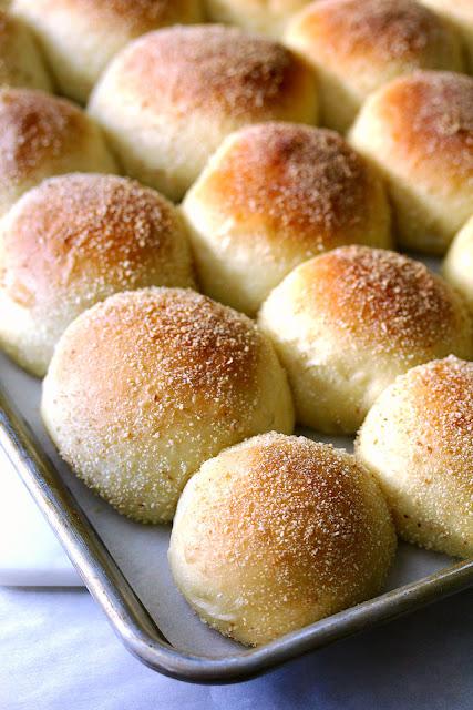 Most Popular Recipe of the Week | Pandesal (Filipino Bread Rolls) from Karen's Kitchen Stories #recipe #SecretRecipeClub #bread #rolls #Filipino