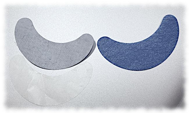 ActivLayr Eye Masks front, back & protective film