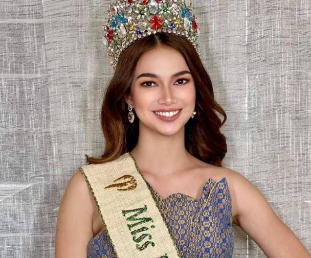 Miss Philippines Roxanne Allison Baeyens