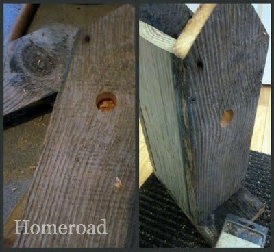 How to Build a Junky Birdhouse from Reclaimed Wood