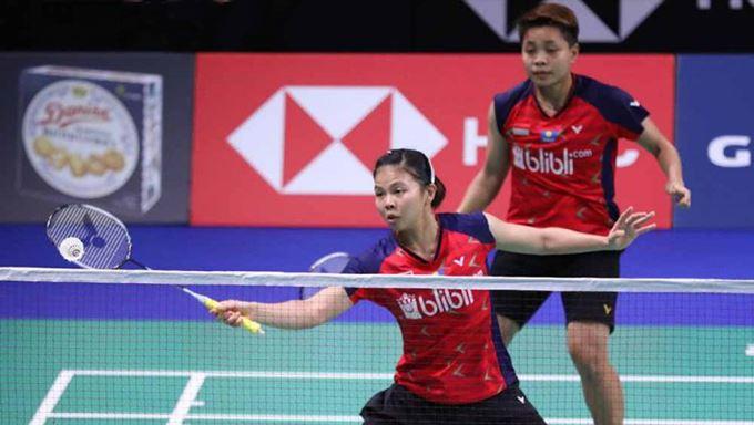 Jadwal Ganda Putri Malaysia Masters 2020