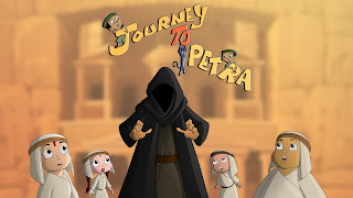 CHHOTA BHEEM JOURNEY TO PETRA