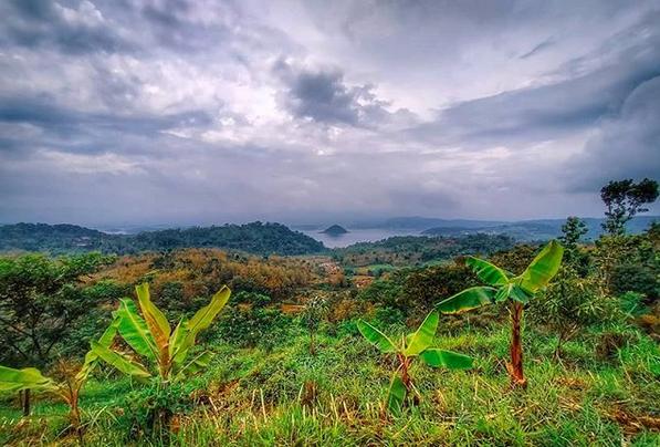 Misteri Kota Waduk Jati Gede , Kota Mati Di Indonesia