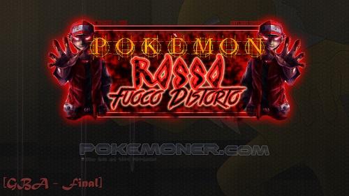 Pokemon Rosso Fuoco Distorto