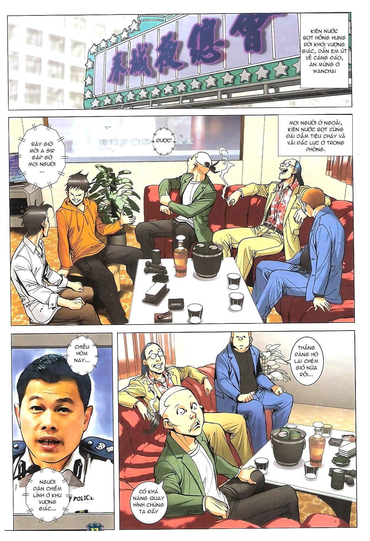 Người Trong Giang Hồ chapter 1770: tên x hồng hưng trang 15