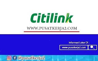 Lowongan kerja Citilink Surabaya Desember Tahun 2020