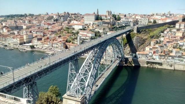 Ponte Dom Luís (rio Douro)