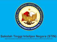 Sipenmaru Sekolah Kedinasan STIN TA 2020/2021