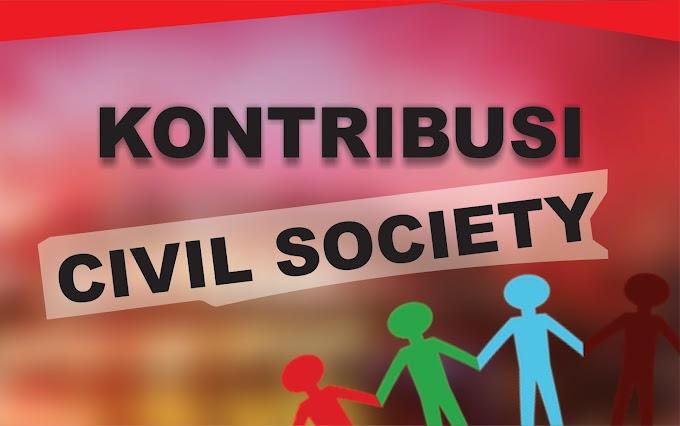 Kontribusi Masyarakat Beradab (Civil Society) terhadap Proses Demokrasi