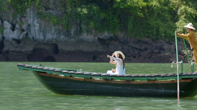 "Halong Bay is very beautiful in ""Youth"" film 3"