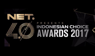 LIVE STREAMING NET 4.0 Pressent Indonesian Choice Awards 2017