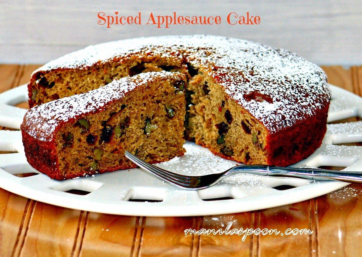 30 Delicious Apple Cakes for Every Occasion - Manila Spoon
