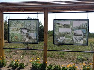 Регіональний ландшафтний парк «Клебан-Бик». Інформаційні стенди