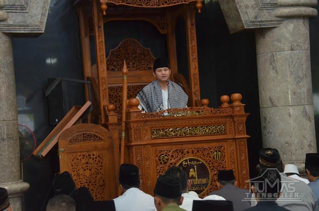 Plt Bupati Nur Arifin: Mari Rayakan Idul Fitri dengan Rasa Syukur