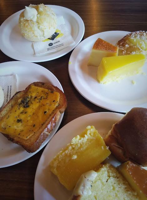 Breakfast in Guarulhos, Brazil