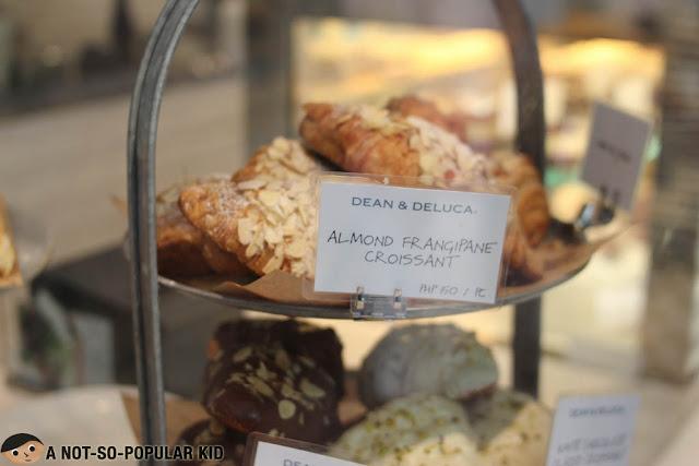 Dean & DeLuca Almond Frangipane Croissant