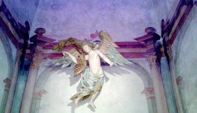 Cenas da Via Sacra - Anjo com Cálice