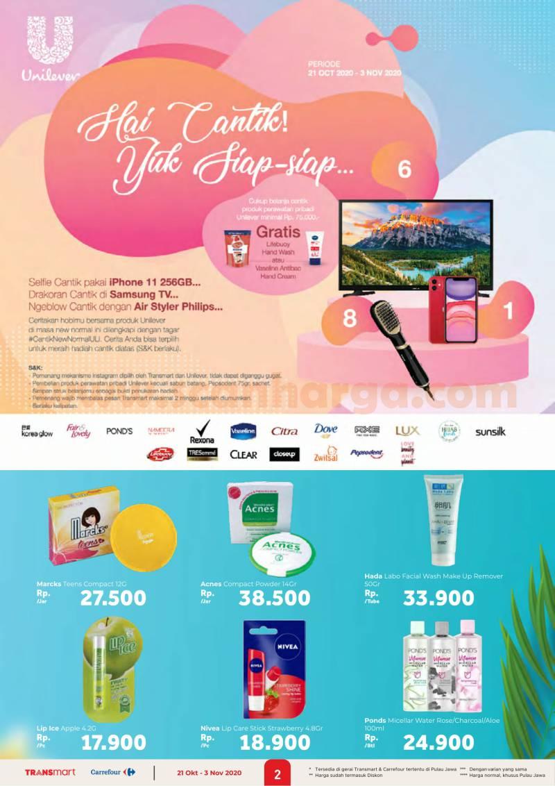 Katalog Promo Carrefour 21 Oktober - 3 November 2020 2
