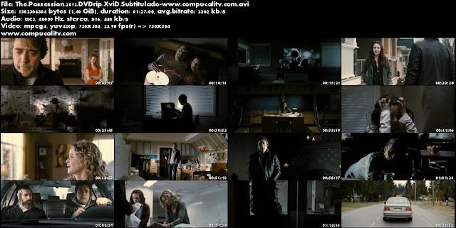 El Origen del Mal DVDRip Subtitulos Español Latino Película 2012
