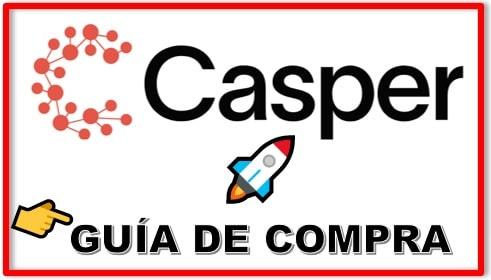 Cómo y Dónde Comprar Criptomoneda CASPER (CSPR) Tutorial