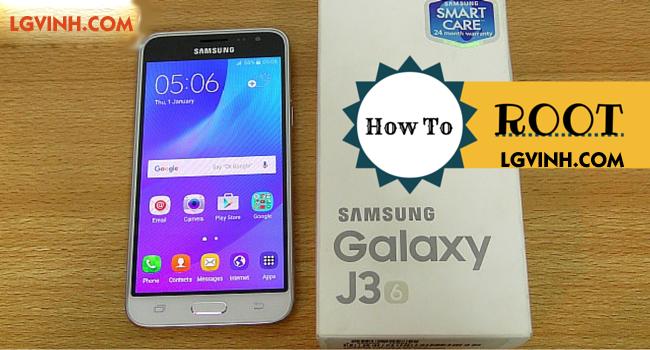 Hướng dẫn] Root Samsung Galaxy j3 (j320F / j320P ) Android Lollipop
