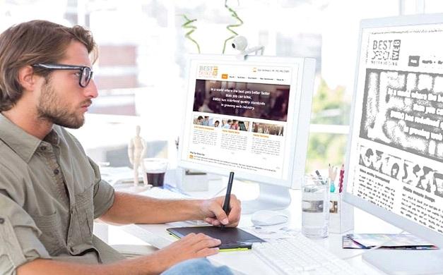 web desainer membuat usaha tanpa modal