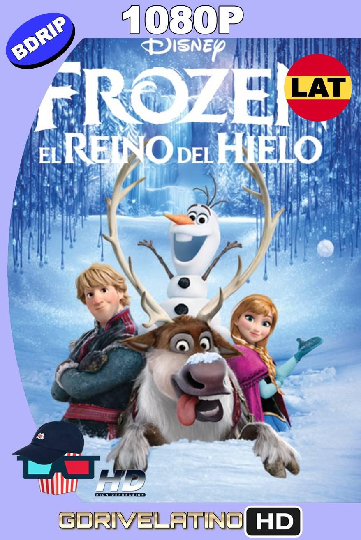 Frozen: El Reino del Hielo (2013) BDRIP 1080P Latino-Ingles MKV