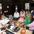 प्रधानमंत्री सृजन कार्यक्रम के हितग्राहिया के चयन संबंधित बैठक सम्पन्न