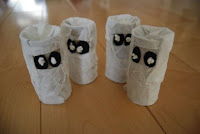Manualidades para niños con cartón del papel de baño