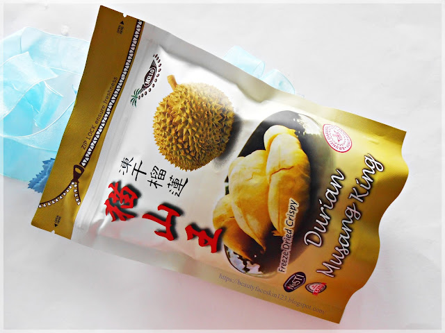 Freeze Dried Durian Musang King