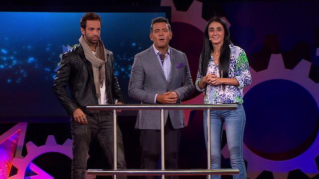Héctor Sandarti en TeleOnce