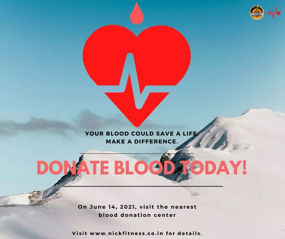World Blood Donor Day 2021: All you need to know