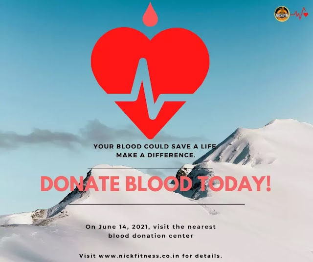 World Blood Donor Day 2021 All You Need To Know