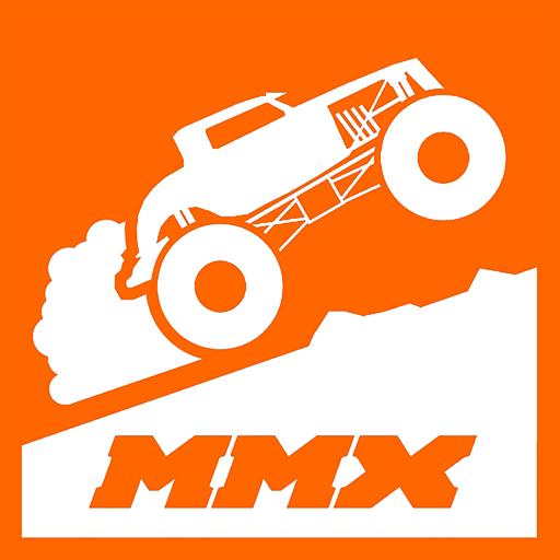 تحميل لعبه MMX Hill Dash مهكره اصدار v1.10930