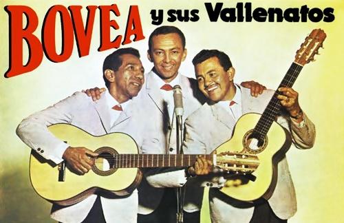 Bovea Y Sus Vallenatos - El Pajaro Amarillo