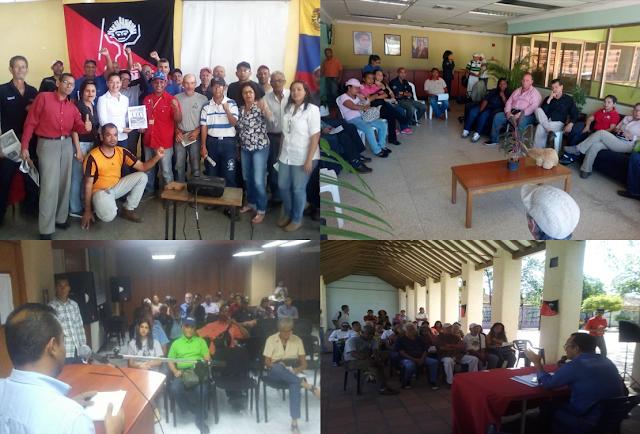 La valentia del pueblo venezolano fue resaltada en foro sobre el 27F