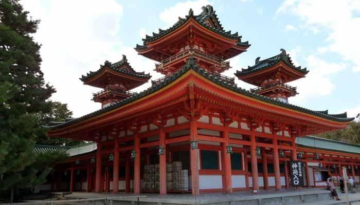 Tempat Wisata di Kyoto