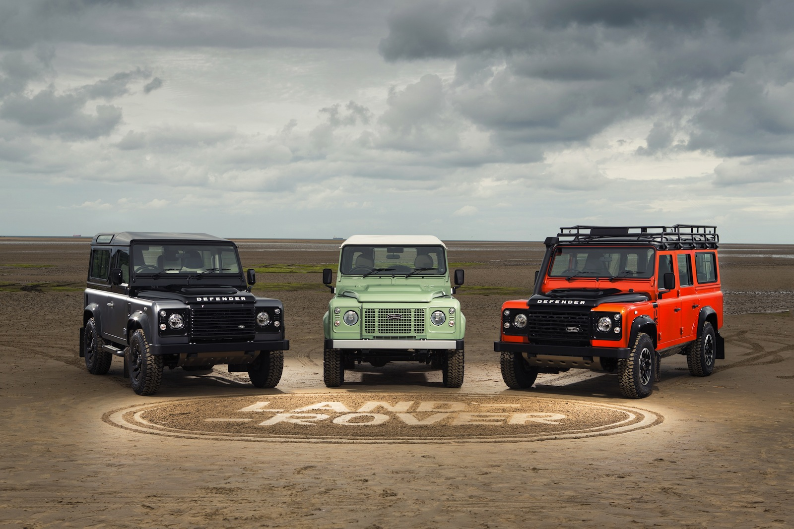 Next Land Rover Defender Delayed To 2019 Will Not Look Like DC100