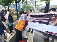 Mahasiswa dan Pemuda Jakarta Ragukan Kapasitas Irjen. Pol. Nana Sujana