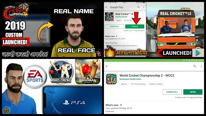Wcc2 New Update !! Wcc2 New Update of Real Faces and Real Jersey