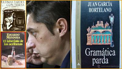 Juan García Hortelano, Eduardo Mendoza, Juan Marsé