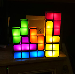 tetris gameboy arcade game light lamp