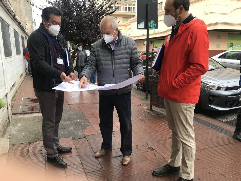 $1.815 millones invertirán en reponer veredas en Osorno