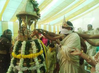अयोध्यापुरम से पालीताणा छःरिपालक यात्रा संघ आयोजित