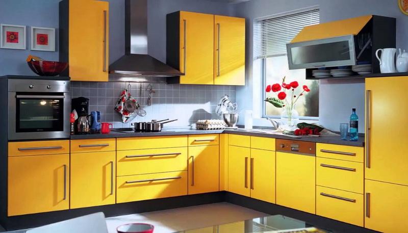 Τι χρώματα να επιλέξω για την κουζίνα μου;