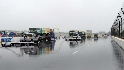 #NASCAR Camping World Truck Series Qualifying Rained Out