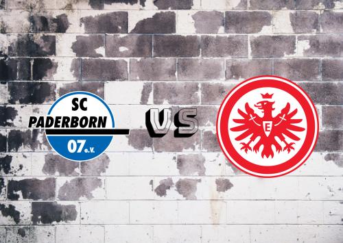Paderborn vs Eintracht Frankfurt  Resumen